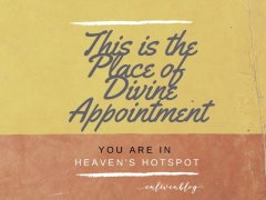 God is Turning Delays into Divine Appointments