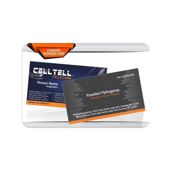 Cell Tell Business Card