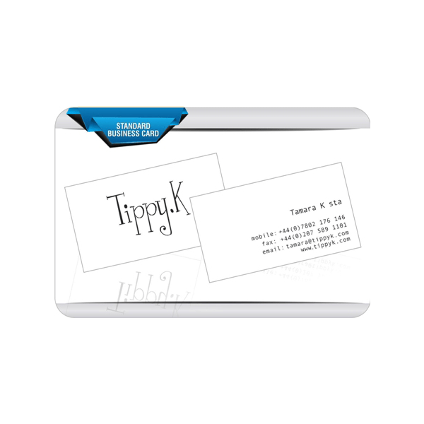 Tippy K Business Card