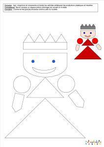 Le tout petit roi coloriages et coloriages magiques mc - Coloriage tout petit ...