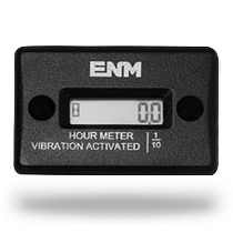 ENM Counting Instruments Hour Meters LCD Meters Mechanical