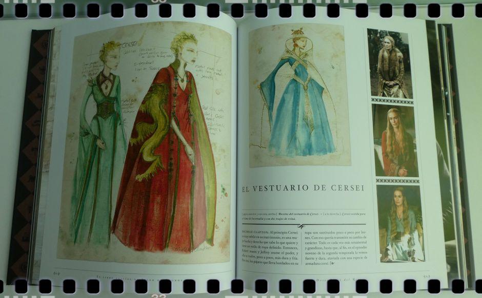 Personajes villanos (y sus vestimentas) adaptados al cine: Cersei Lannister