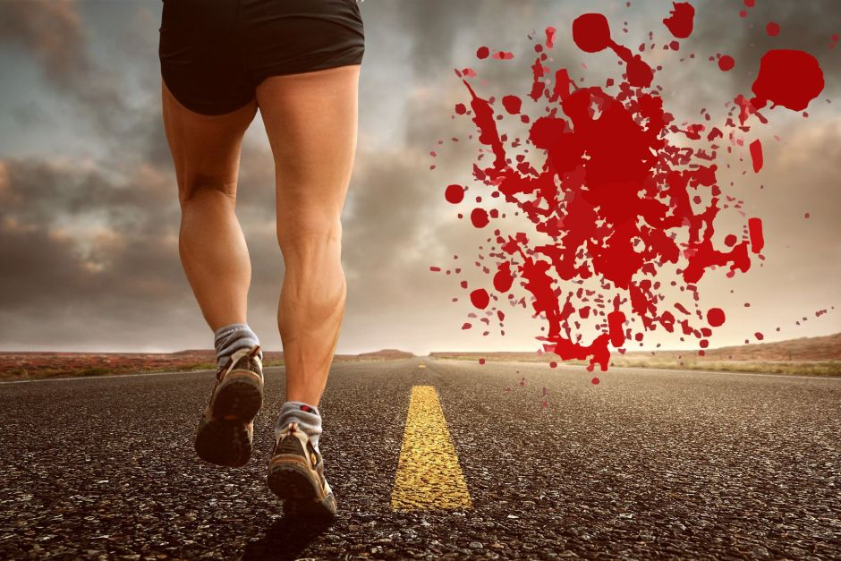 La larga marcha: corredor