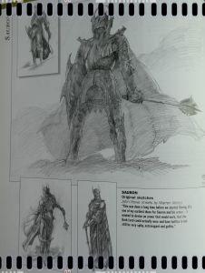 Personajes villanos (y sus vestimentas) adaptados al cine: Sauron