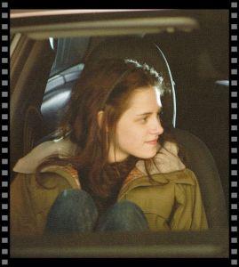 Cómo vestir a tu heroína: Bella en el coche