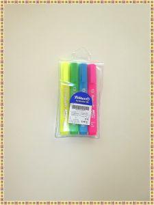 Productos de papelería a buen precio en Bratislava: Set de 4 marcadores de texto
