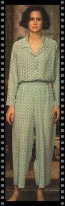 Cómo vestir a tu heroína: Tina en pijama