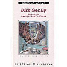 Muestra de Dirk Gently, agencia de investigaciones holísticas