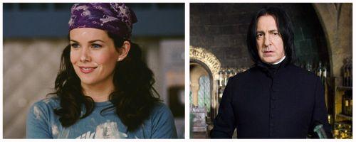 Book Tag de Las Chicas Gilmore: Lorelai y Severus