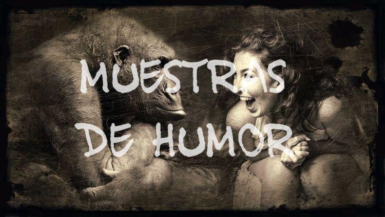 Muestras de humor