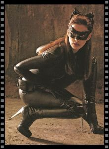 Cómo vestir a tu secundaria: Catwoman