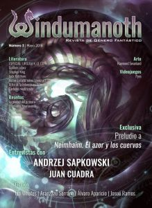 Book haul & Wrap up de mayo 2018: revista Windumanoth nº 3