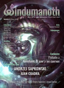Book haul & Wrap up de mayo 2018: revista Windumanoth nº 3