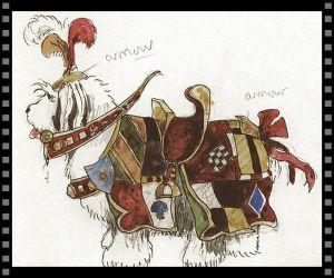 Cómo vestir a tu secundario II: Ambrosius con su armadura