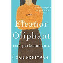 Muestra de Eleanor Oliphant está perfectamente