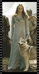 Cómo vestir a tu secundaria II: Sansa Stark