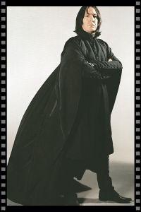 Cómo vestir a tu secundario II: Severus Snape