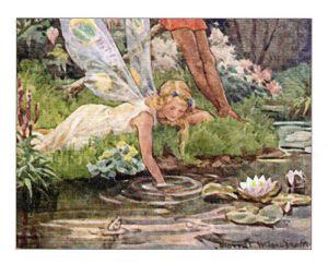 9 (más 3) tipos de hadas y criaturas feéricas: Hadas del agua