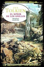 Book tag de Halloween: cubierta de El Señor de los Anillos