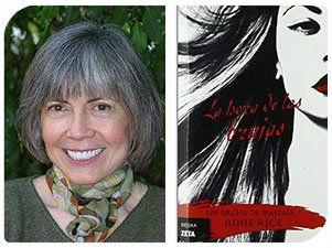 Esta Navidad regala autoras: Anne Rice y La hora de las brujas