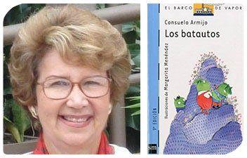 Esta Navidad regala autoras: Consuelo Armijo y Los batautos