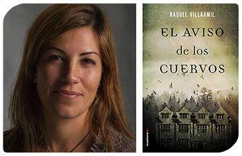 Esta Navidad regala autoras II: Raquel Villaamil y El aviso de los cuervos