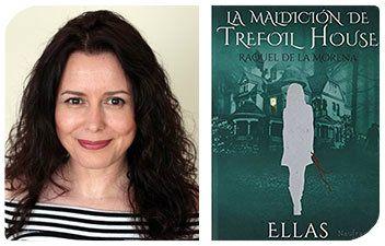 Esta Navidad regala autoras II: Raquel de la Morena y La maldición de Trefoil House