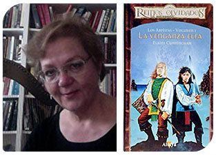 Esta Navidad regala autoras III: Elaine Cunningham y La venganza elfa