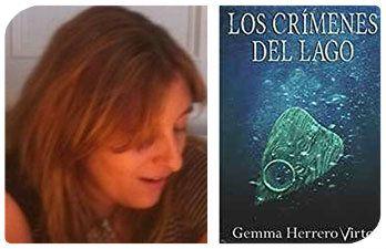 Esta Navidad regala autoras III Gemma Herrero Virto y Los crímenes del lago