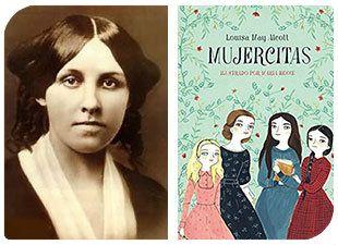 Esta Navidad regala autoras III: Louisa May Alcott y Mujercitas