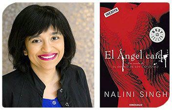 Esta Navidad regala autoras III: Nalini Singh y El ángel caído