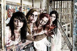 Cambios en el blog... ¡los médicos los odian!: mujeres zombie