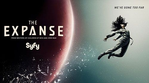 3 series de ciencia ficción recomendadas: The Expanse