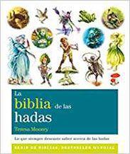 Libros sobre hadas: La biblia de las hadas