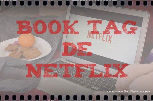 Book tag de Netflix: imagen principal