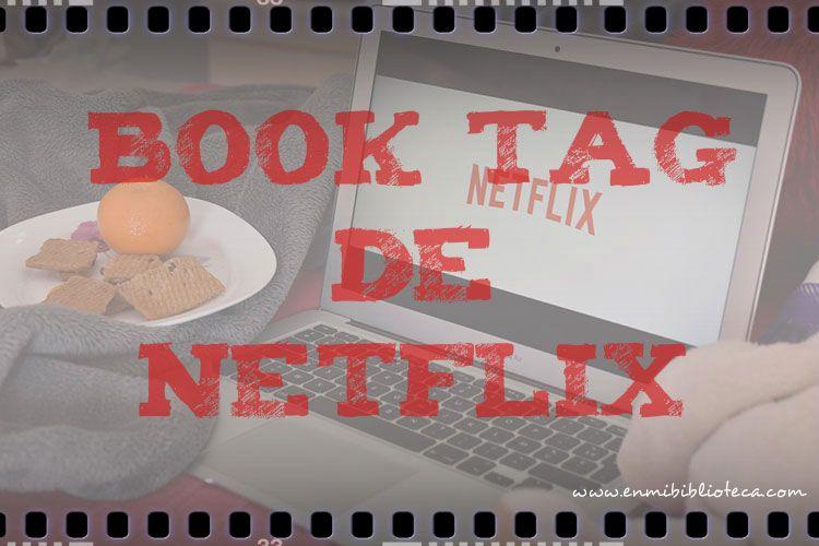 Book tag de Netflix
