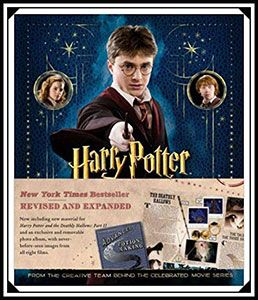 Cubierta de 'Harry Potter: Film Wizardry'