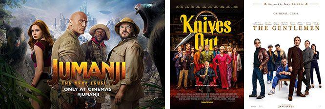 Tres mejores películas del 2020