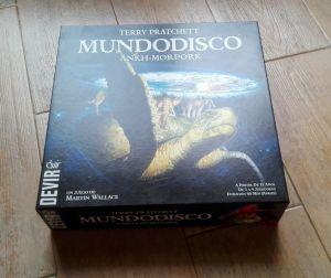Caja de Mundodisco: Ankh-Morpork