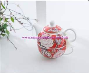 English Home Cherry Blossom porselen herbal cup-27.50 TL