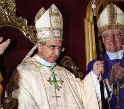 """""""RIVESTIRSI DI CRISTO"""" Messaggio di Pasqua del Vescovo Rosario alla Diocesi di Piazza Armerina."""