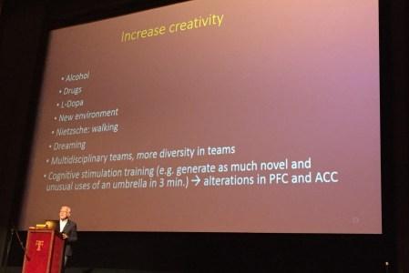 Over het stimuleren van je creativiteit