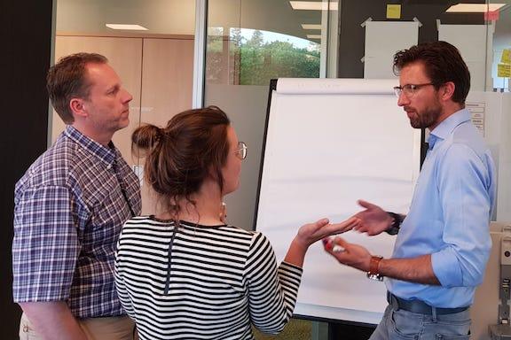 Over meer structuur en samenwerking in een team