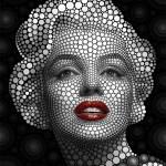 Ben Heine Marilyn Monroe