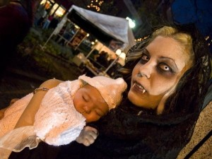 Festival Halloween, Salem , Massachusetts , Etats-Unis