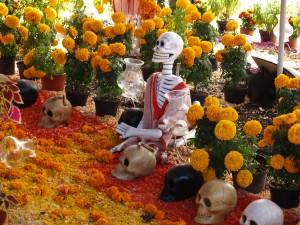 Día de los Muertos ( jour des morts ) , le Mexique