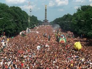 Love Parade , Allemagne (annulé )