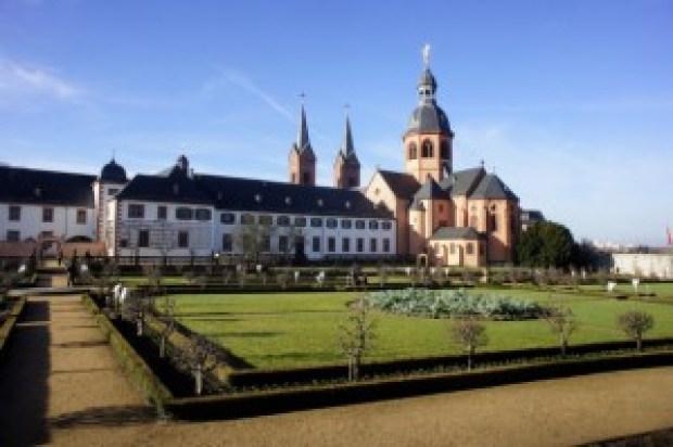 Seligenstadt, Eginhard-Basilique