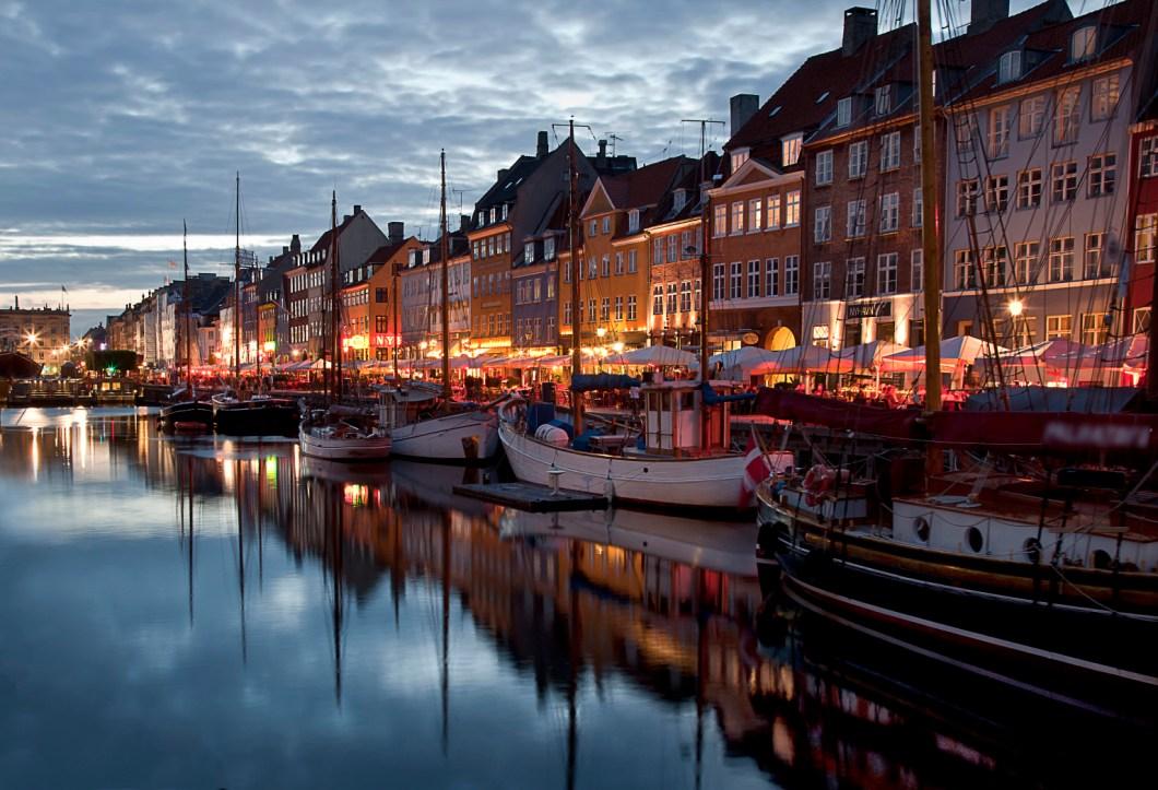 Nyhavn- Copenhagen