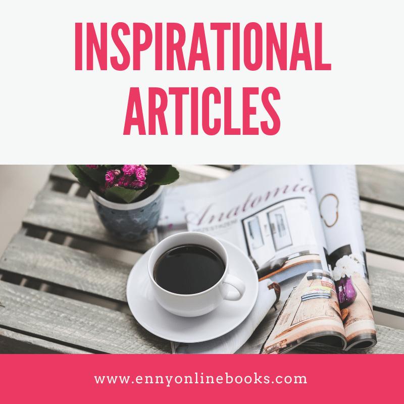 Inspirational articles